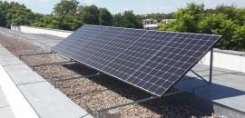 Instalación de Paneles Fotovoltaicos en 6 edificios de los CMD y 3 edificios del Barrio de la Carne en Rosario