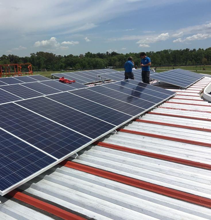 Nueva Instalación Fotovoltaica en Nordelta