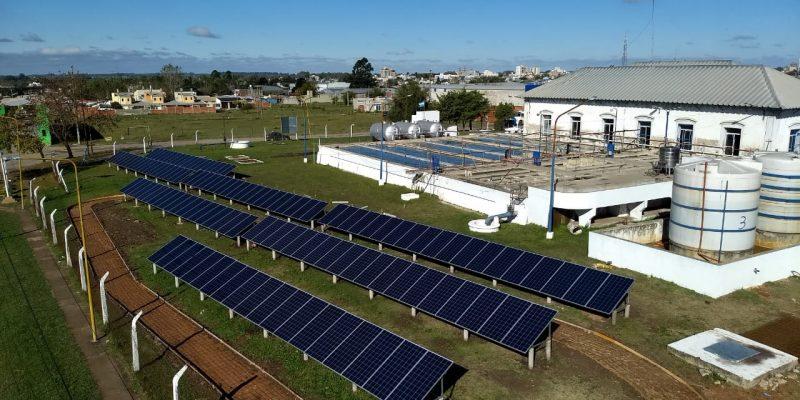 Intermepro inaugura hoy el parque solar más importante de Entre Ríos