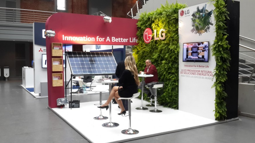 Intermepro Expo BuildGreen Argentina 2015