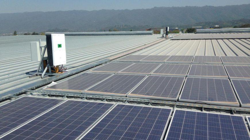 Instalacion Energia FV Gomez Pardo