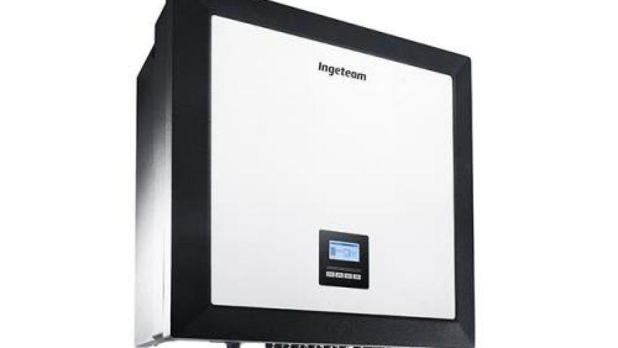 Inversores Ingecon SUN 3 PLAY 20-40 kW