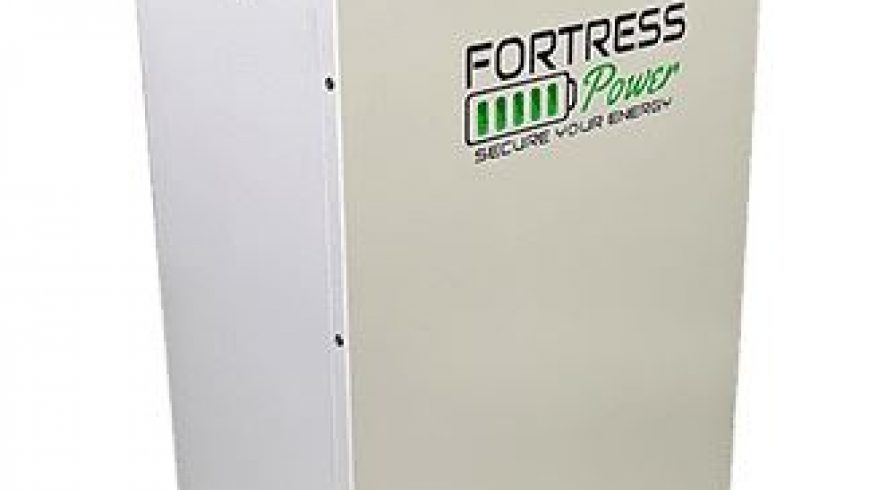 Bateria LiFePO LFP 10 kWh – Fortress Power